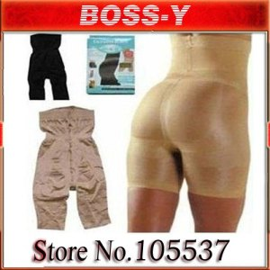 Free-Shipping-As-Seen-On-TV-Wholesale-Beige-and-black-Slim-n-lift-Slim-Pants-Body